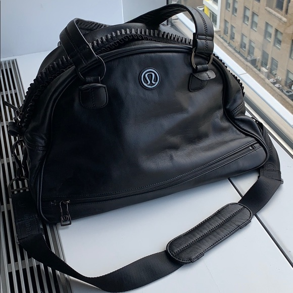 lululemon athletica Handbags - Lululemon Gym/Overnight Bag
